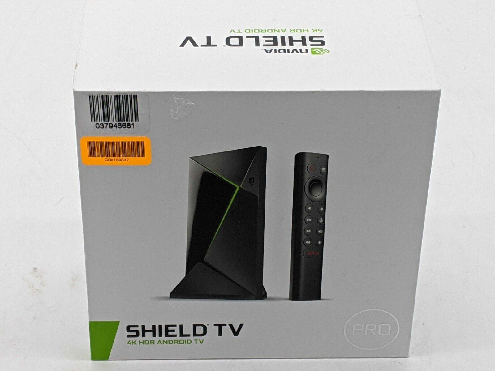 New NVIDIA Shield TV 4K UHD Streaming Media Player 945-12897-2500-101 -J7966 media new nvidia player shield streaming uhd