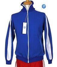 DDR Kleidung 80er Jahre Sport Trainingsjacke Retro Vintage Track Top Oldschool