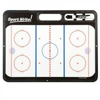 Sports Write Pro Hockey Coaches Strategic White Board (new)
