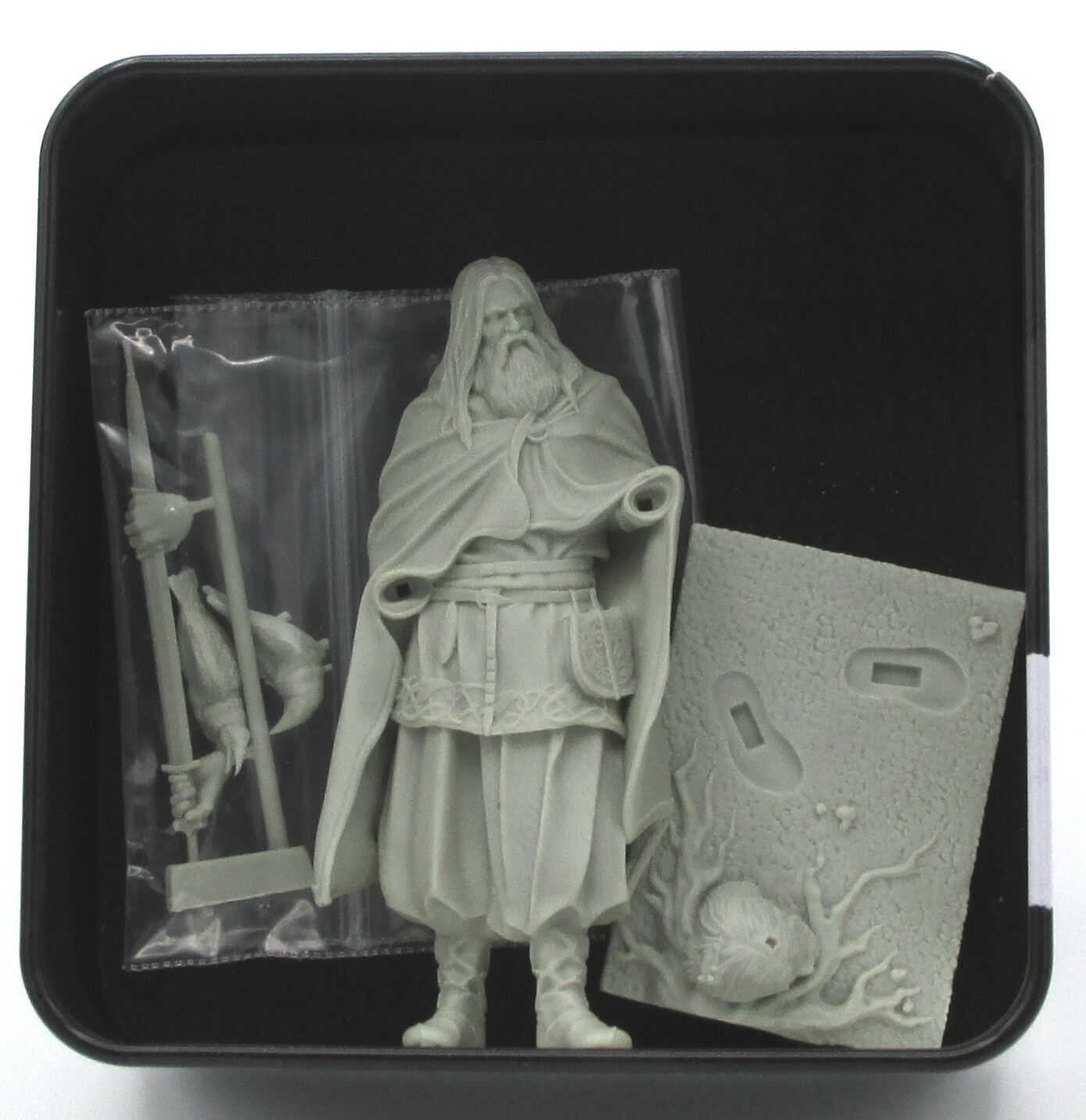 Nocturna HA13 bluetrache (70mm) Middle Ages Medieval Warrior Fighter Hero Lord