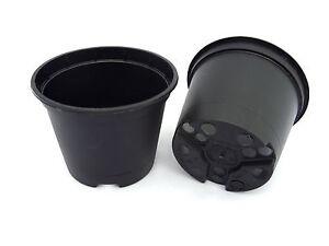 500x-Pflanztoepfe-9cm-Blumentoepfe-Toepfe-Anzuchttoepfe-Grow-Anzucht-Container-PPs
