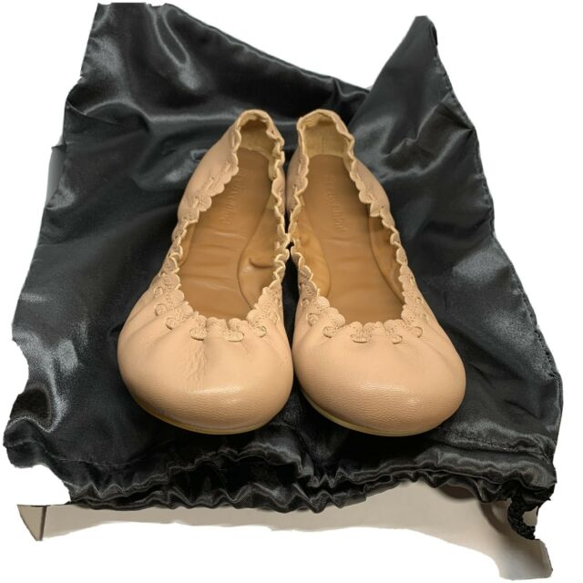 See By Chloe Ballet Flats (Size: 6.5) EUR 36.5The Color Is