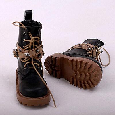 1/4 BJD Boots MSD Shoes Dollfie MID Punk Army Boots AOD DOD LUTS EID SOOM LUTS