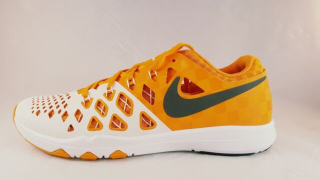 timeless design 1f35d a2fa6 Nike Train Speed 4 AMP Men s Tennessee Volunteers Cross T Shoe 844102 801  Size 9