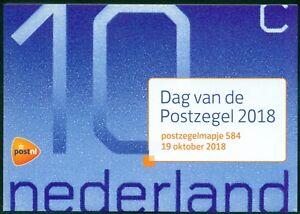 NEDERLAND-PZM-584-DAG-VAN-DE-POSTZEGEL