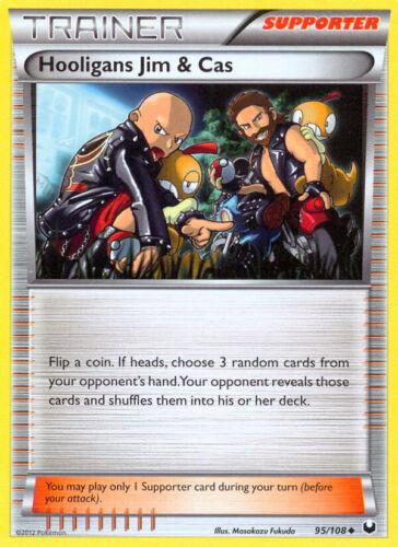 Reverse Holo Uncommon Cards Pokemon TCG Black /& White Dark Explorers