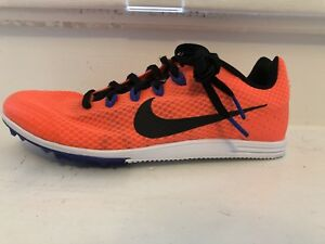 Nike-Zoom-Rival-D-9-Distance-Track-Spikes-Men-039-s-Flywire-Coral-MSRP-65-NEW