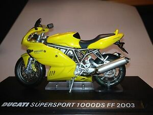 Ducati Supersport 1000ds Ff 2003