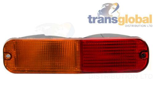 Land Rover Freelander 1 Arrière RH O S Pare-chocs Arrière Queue Lampe Lumière-marque bearmach