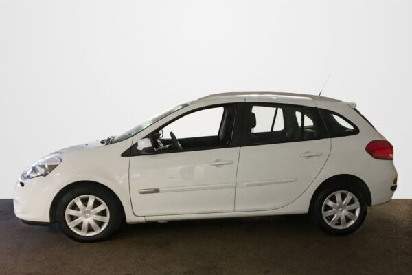 Renault Clio III 1,2 TCe Expression ST - billede 1