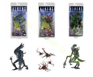 Mantis /& Gorilla Alien ~ Aliens Series 10 Action Figure Set ~ Queen Face Hugger