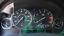 ANNEAUX-CERCLAGE-CHROME-COMPTEUR-VITESSE-JAUGE-CADRAN-pour-BMW-E39-SERIE-5-95-03 miniature 3