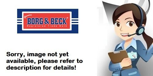HK2297 Borg /& Beck Clutch Kit 3pc