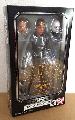 BANDAI S.H.Figuarts SHF Episode VI Luke Skywalker Action Figure in box