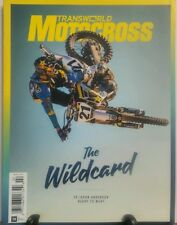 Transworld Motocross February 2016 Jason Anderson The Wildcard  FREE SHIPPING sb