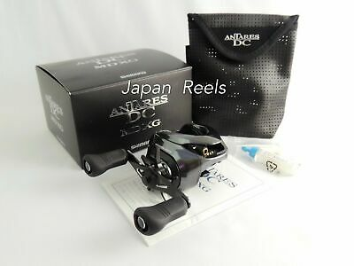 Shimano 18 Antares DC MD XG Right handle From Japan