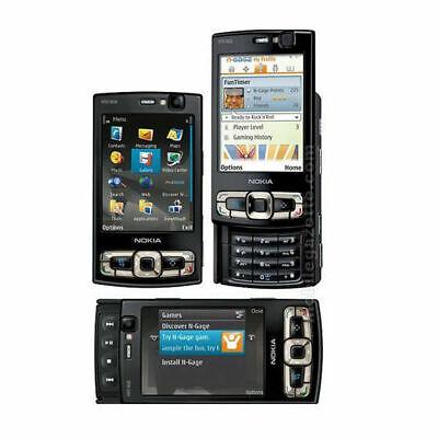 N95 Classic 3g Unlocked Phone Ebay Nokia Black Mobile New 8gb Condition