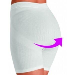 miglior sito web 25bff 8fb0e Dettagli su BERMUDA- Pantaloncini Push UP massaggio anticellulite  modellanti- Taglia M NERO