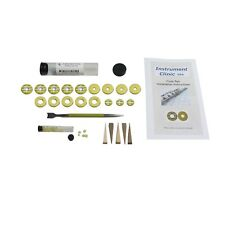 Ic300 Open Hole Flute Pad Kit for Bundy Flutes W/ Instructions and Grommet Tool