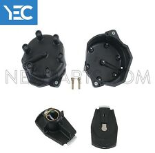 Distributor Cap with Distributor Rotor Japan For Infiniti QX4 Nissan Quest YEC