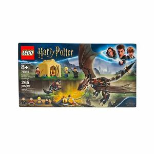 265 Pieces NEW LEGO Harry Potter and The Goblet of Fire 75946 Building Kit