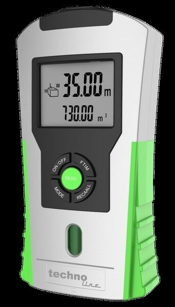 WZ 1100 Ultraschall-Entfernungsmesser Längen-Flächen-Volumen.-messungen | Lebensecht  | Neue Sorten werden eingeführt  | Üppiges Design