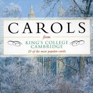 Carols-From-King-039-s-College-Cambridge-25-Of-The-Most-Popular-Carols-CD-NEW-SEALED