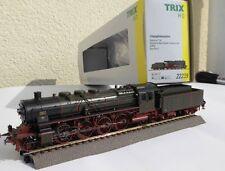 Trix 22239 Dampflok P 10 / BR 39 der KPEV / DRG Ep.1/2 mit SOUND sehr gut in OVP