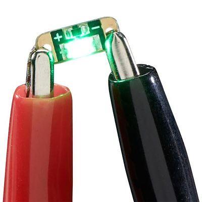 Adafruit LED Sequins - Emerald Green - Pack of 5 [ADA1756]