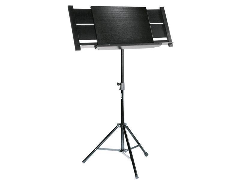 König & Meyer 12342 Orchestra-direttore d'orchestra comandi-Nero