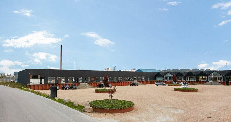 8700 Horsens - lager / produktion udlejes, etag...