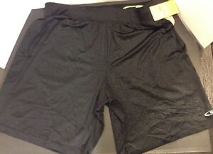 Gray Or Black Mens Champion Duo Dry Basketball Shorts Size XXL