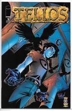 "Image Comics Michael ""Mike"" Wieringo's Tellos Volume One # 3 NM"