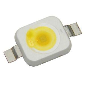 1-Watt-HighPower-LED-versch-WEIss-1-W-High-Power-Smd-Leds-weisse-white-1W-350mA