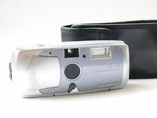Olympus I-10 APS film camera with 24mm lens with case.