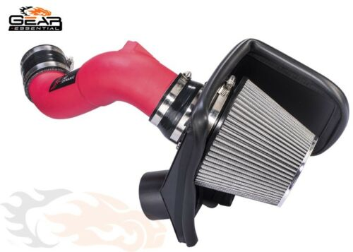 2006-2011 FOR Honda Civic Si 2.0L 2.0 L4 AF Dynamic Heat Shield AIR INTAKE RED