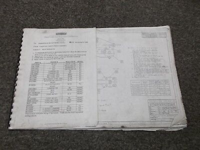 1992-1998 Freightliner XC RV Chassis Electrical Wiring Diagram Manual 1996  1997 | eBayeBay
