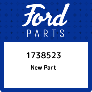 1738523-Ford-Lamp-asy-1738523-New-Genuine-OEM-Part