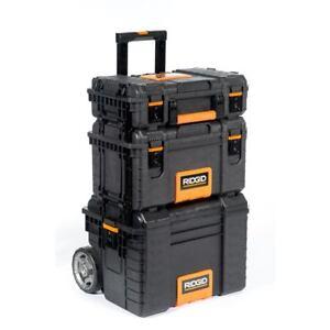 RIDGID-Profi-Werkzeugkoffer-System