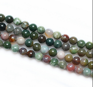 15-039-039-4mm-6mm-8mm-10mm-12mm-Natural-Indian-Agate-Gemstone-Round-Beads