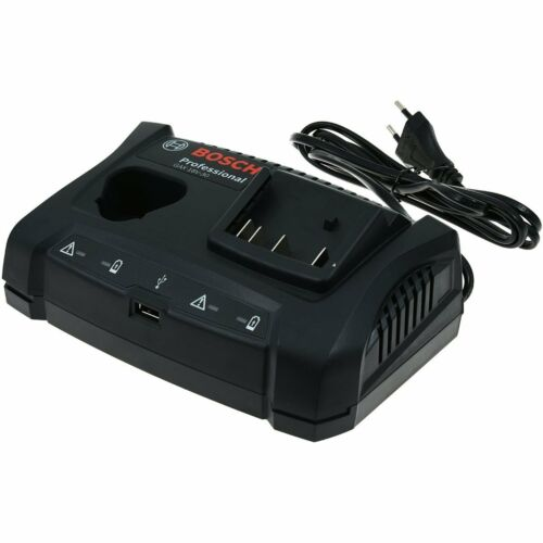 14,4V//18V Original Bosch Dual Bay Multi-Volt Ladegerät 1600A011A9 10,8V//12V u