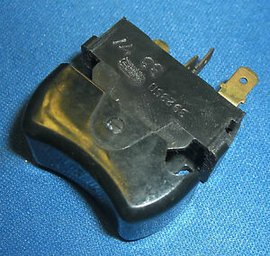 New Jaguar E-Type Series 2 /& 3 Windscreen Wiper Switch C33862