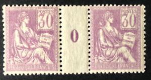 Timbre-France-n-115-30c-violet-xx-TB-mill-0-cote-820e