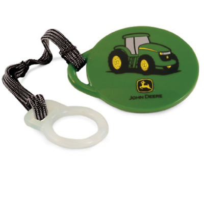 The First Years Newborn Pacifier John Deere 2-Count