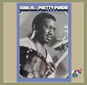 Bernard-Purdie-Pretty-Bernard-Purdie-Soul-Is-New-CD-UK-Import