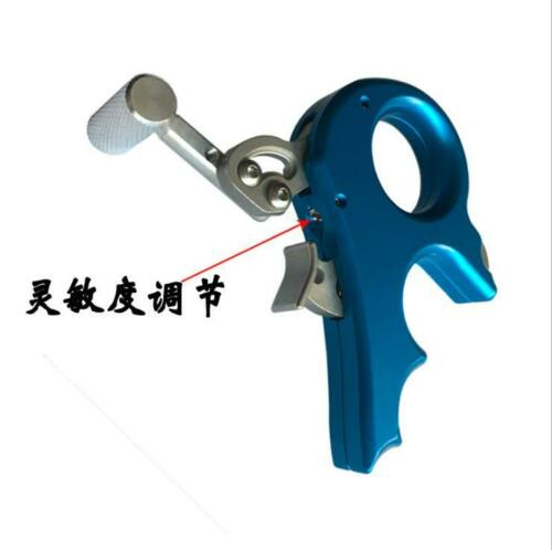 Details about  /Portable 3 Fingers Bow Release Aids Compound Bow Human Engineering Release Aids
