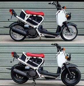Honda Ruckus Front Drum Hub 4x90 Bolt Pattern 10mm Axle Brakes For