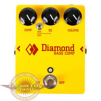 Brand Diamond Pedals Bcp1 Optical Bass Guitar Compressor Effect Pedal