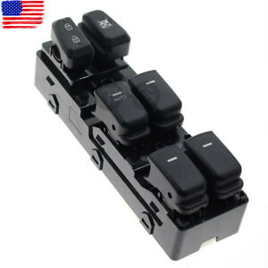 Front Left Driver Power Window Switch For  Hyundai Sonata 93570-3S000 2011-2015