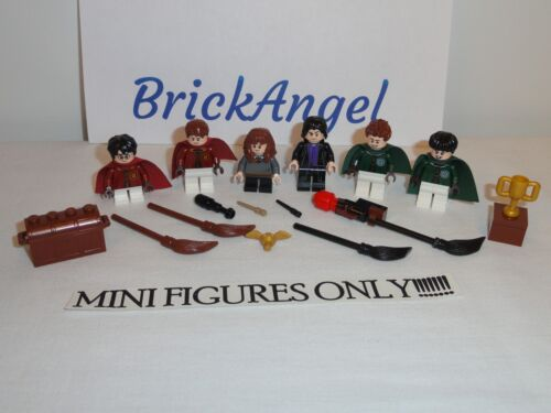 NEW LEGO 75956 Harry Potter Quidditch *MINI FIGURES ONLY* Golden Snitch
